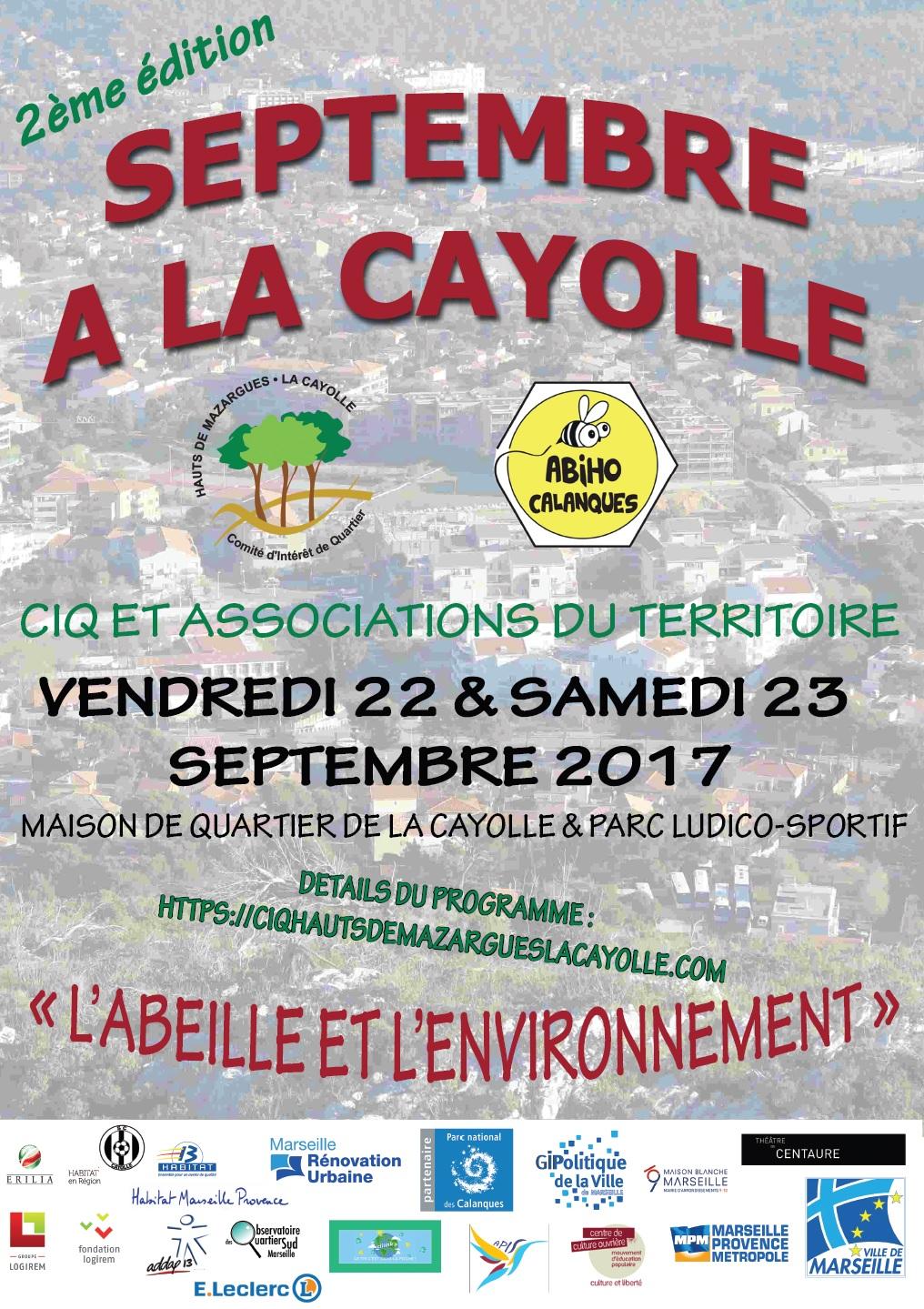 Septembre à La Cayolle 2 é édition