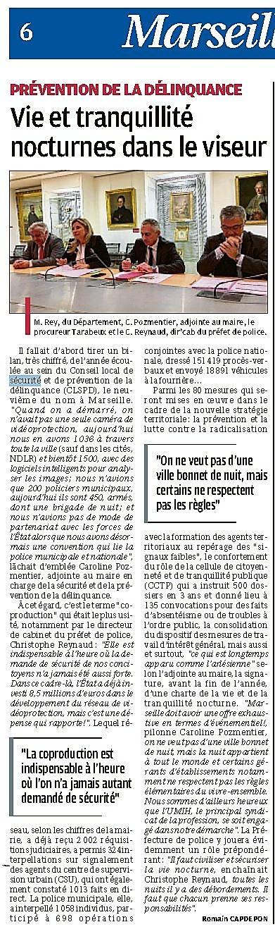 CLSPD La Provence