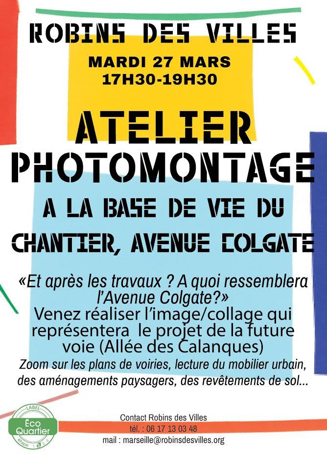 Atelier Photo montage