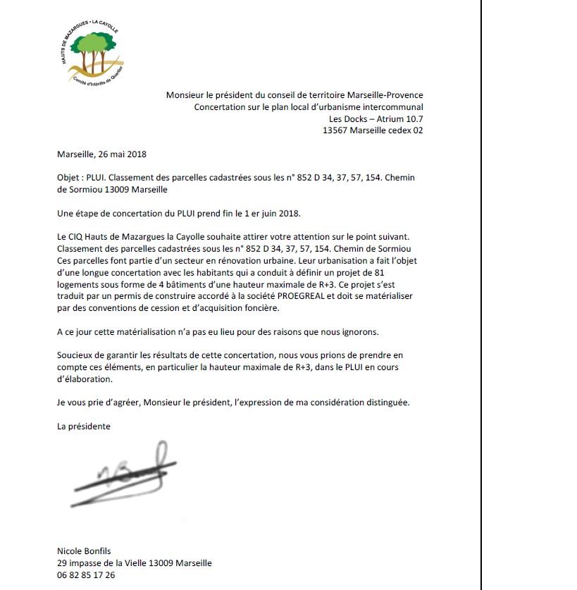PLUI Président métropole Hdm 26.05.18