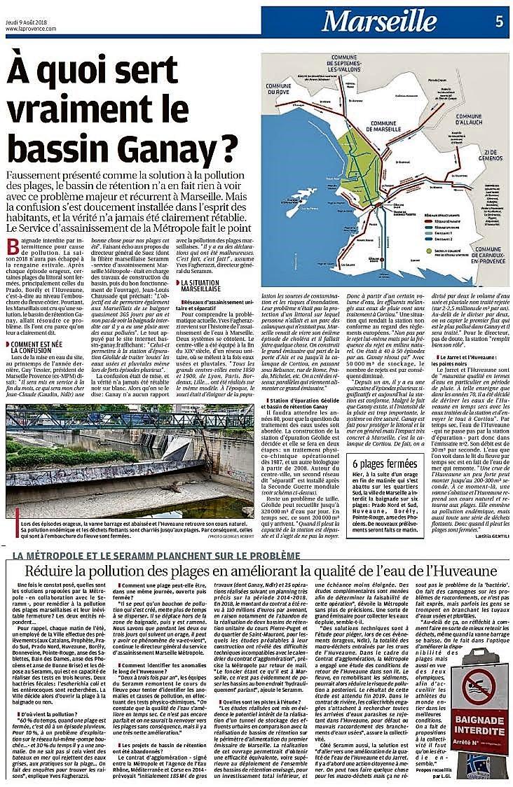 Bassin Ganay