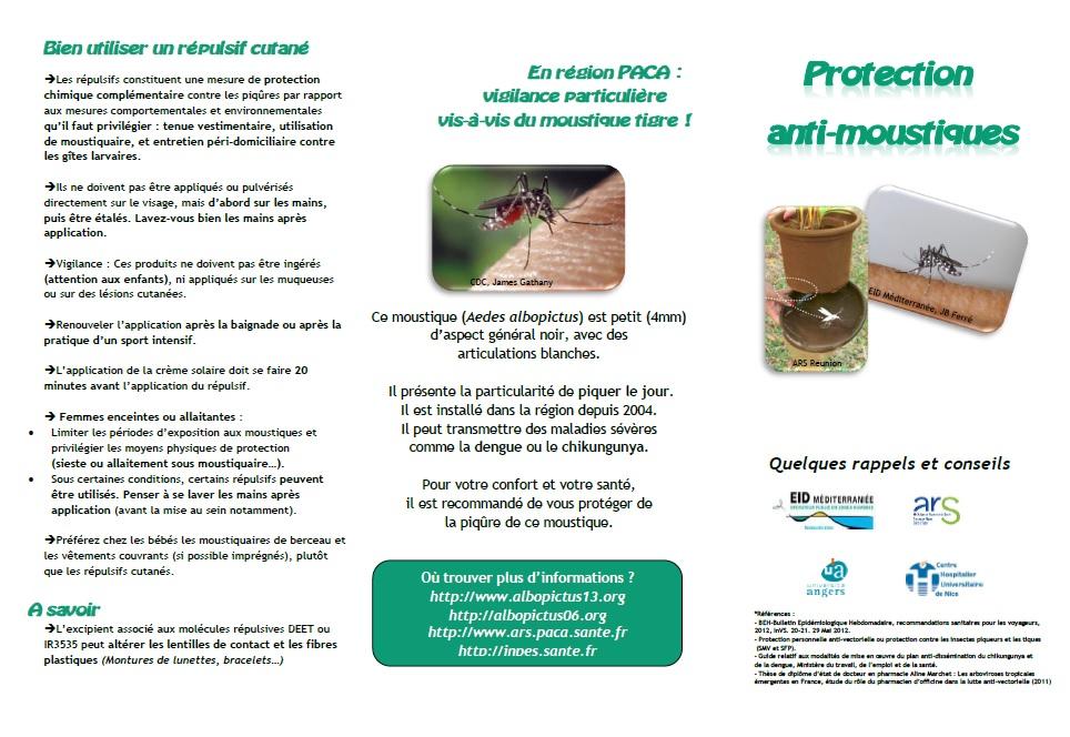 Plaquette Protection A Moustiques 1
