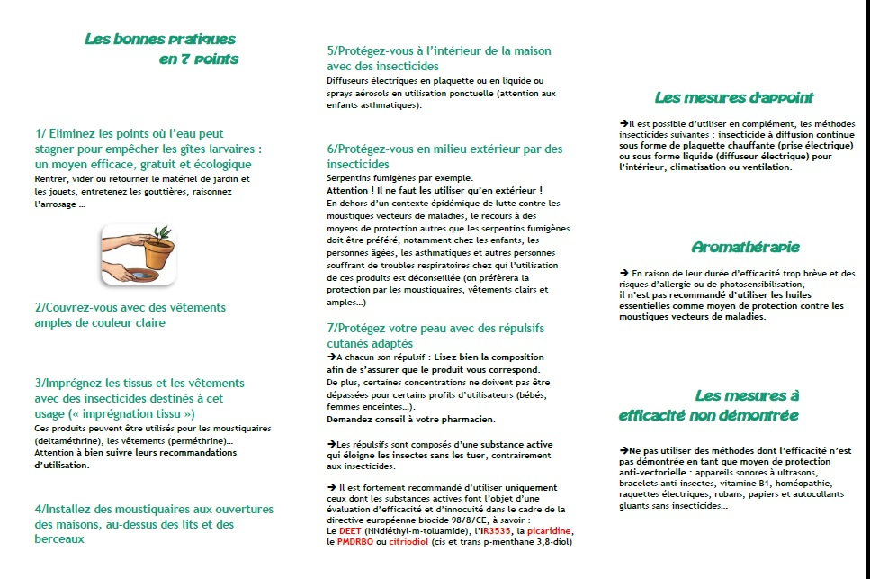 Plaquette Protection A Moustiques 2