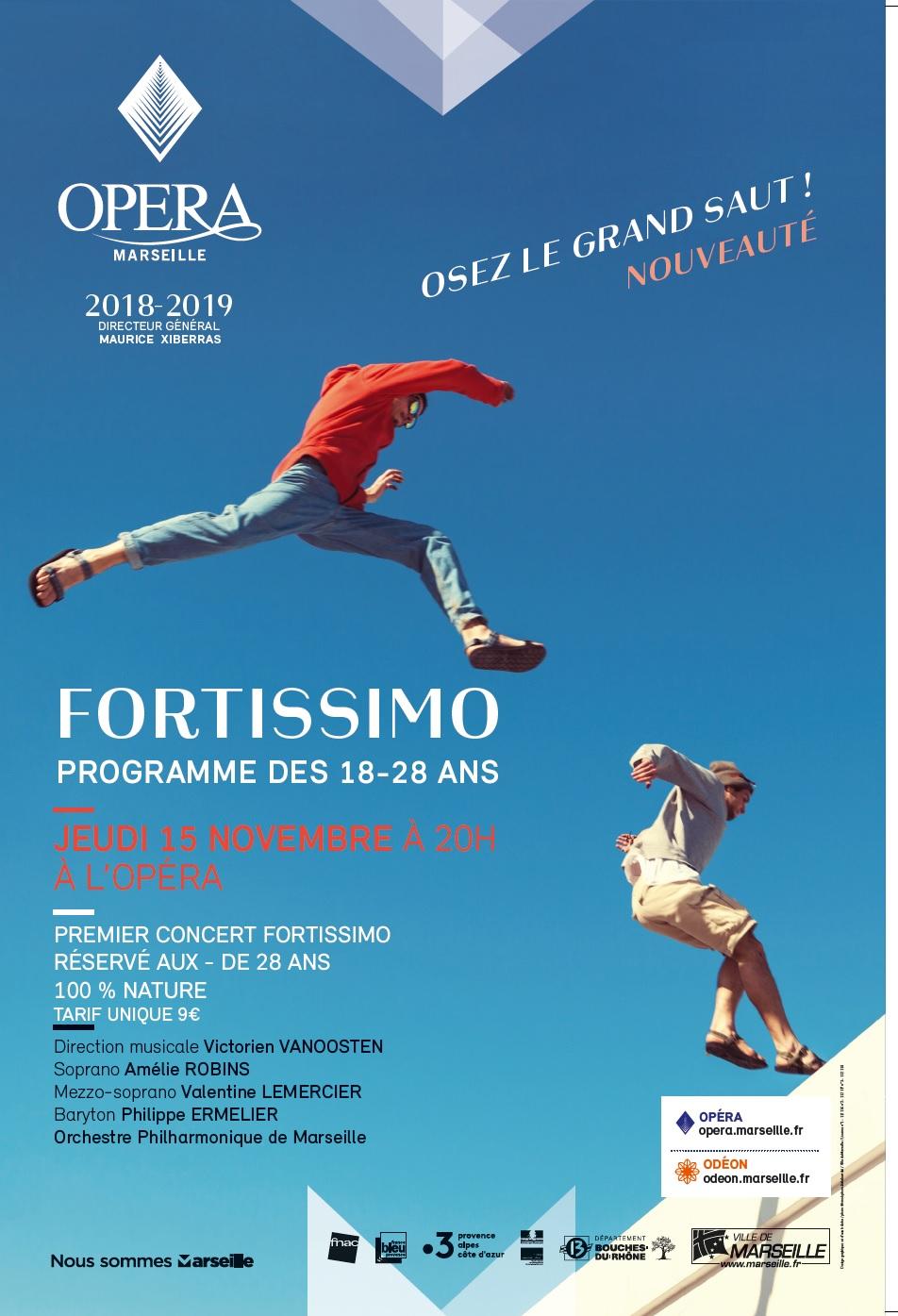Concert Fotissimo Opéra 15.11.18
