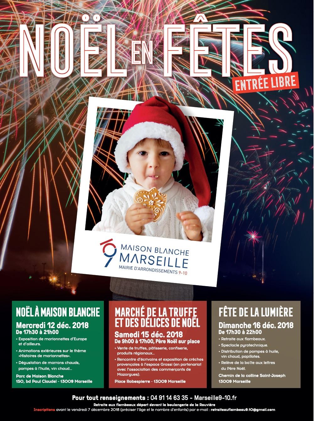 Noel Marché de la Truffe 2018
